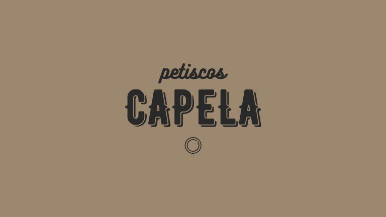 PETISCOS CAPELA